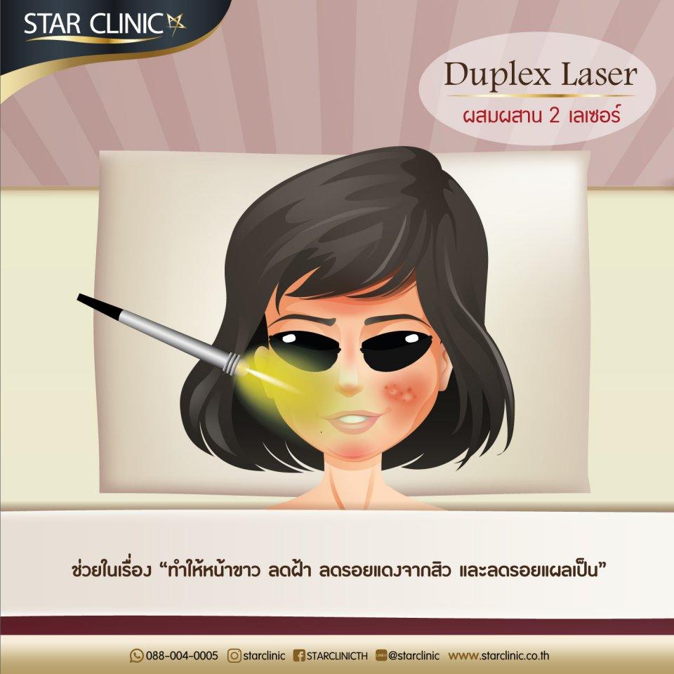 Duplex Laser