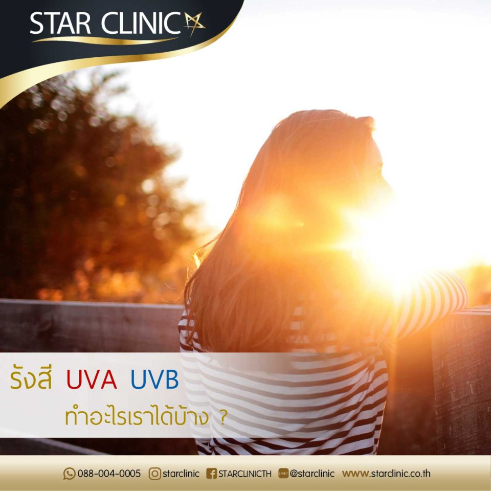 Can UVA and UVB impact us?